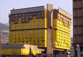 Holiday Inn of Sarajevo