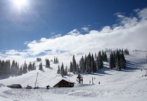 The snows of Jahorina