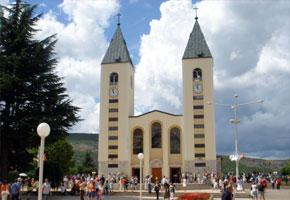 St. James Church in Medjugorje