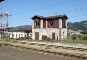 Zavidovići railway station